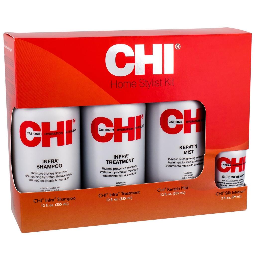 Купить Chi Подарочный набор Домашний уход (Chi, Infra)