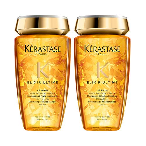 Купить Kerastase Набор Elixir Ultime Шампунь-ванна, 2*250 мл (Kerastase, Elixir Ultime)