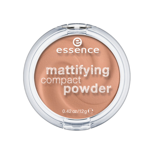 essence Essence Компактная пудра mattifying compact powder (Essence, Лицо)