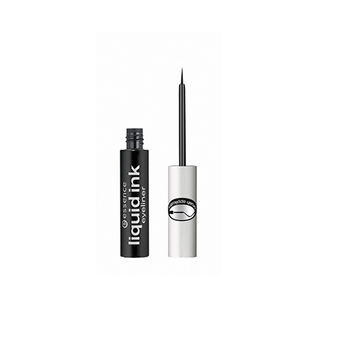 Купить Essence Подводка для глаз Liquid ink, черная, 3 мл (Essence, Глаза)
