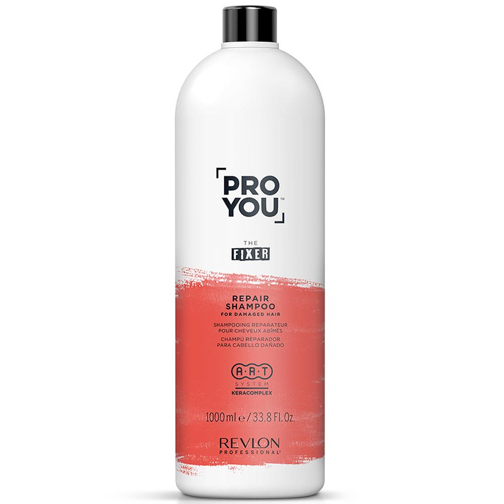 Купить Revlon Professional Шампунь восстанавливающий для поврежденных волос Repair, 1000 мл (Revlon Professional, Pro You)