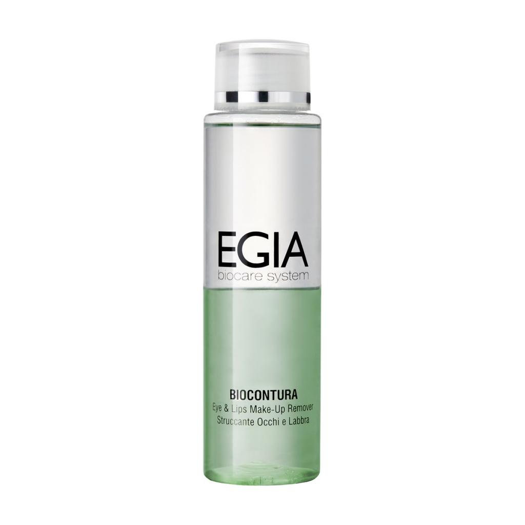 Купить Egia Средство для снятия макияжа двухфазное Eye & Lips Make-Up Remover 150 мл (Egia, )