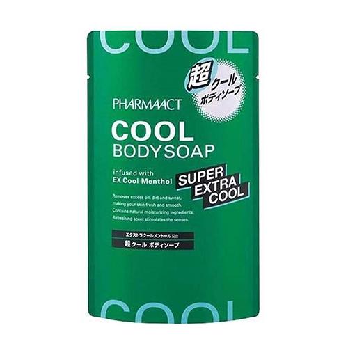 Купить KUMANO COSMETICS Жидкое мыло для тела Pharmaact Extra Cool Body Soap сменный блок, 350 мл (KUMANO COSMETICS, Жидкое мыло для тела)