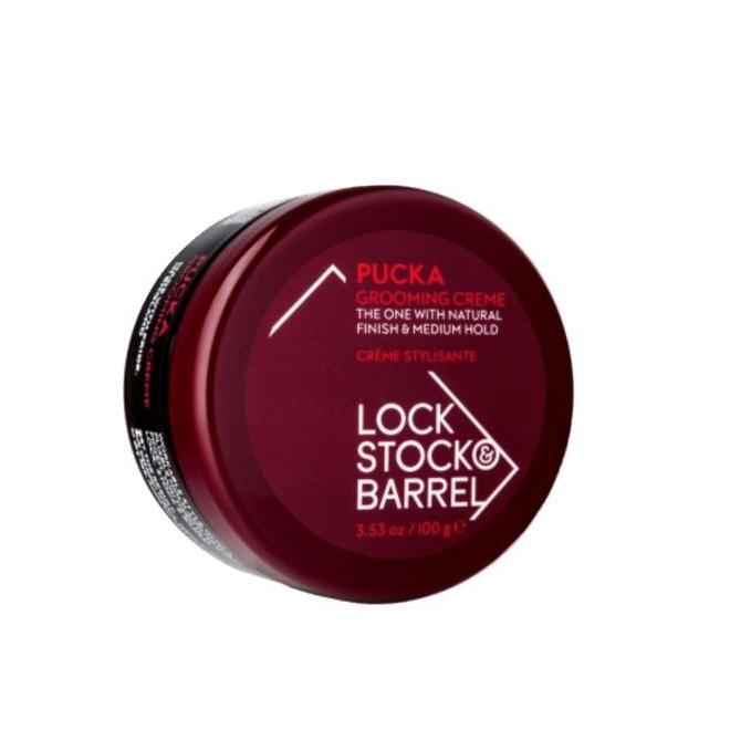Купить Lock Stock & Barrel Крем для укладки волос Pucka Grooming Creme, 100 гр (Lock Stock & Barrel, Стайлинг)