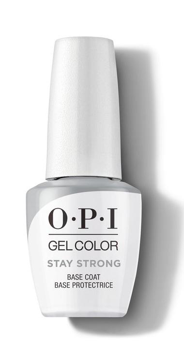 Купить O.P.I Укрепляющая база гель для ногтей, 15 мл (O.P.I, Gel Color)