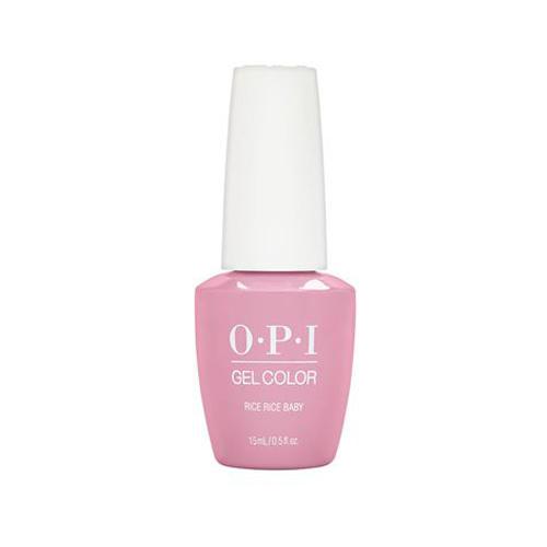 "O.P.I. Гель для ногтей ""Tokyo"", 15 мл - Rice Rice Baby (O.P.I., Gel Color)"