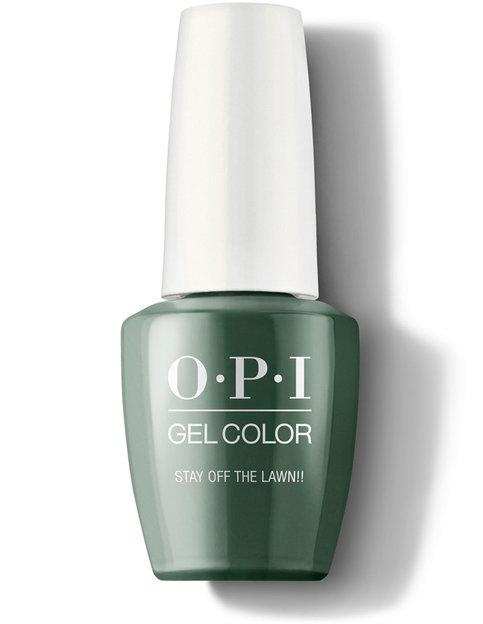 Купить O.P.I Гель-лак для ногтей Washington, 15 мл - Stay Off the Lawn! (O.P.I, Gel Color)