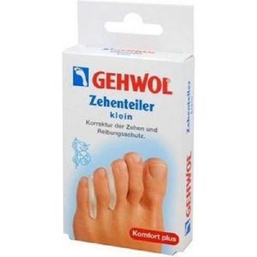Купить Gehwol Гель-корректоры между пальцев маленький размер 3 шт (Gehwol, Zehenteiler)