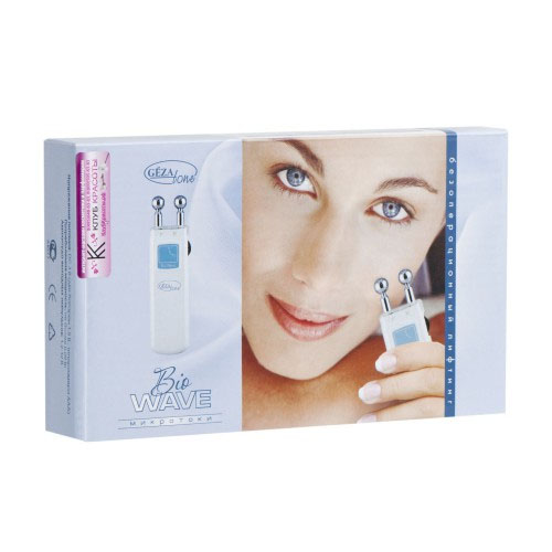 Купить Gezatone Массажер Микротоки для лица Bio Wave Gezatone m920 (Gezatone, Массажеры для лица)
