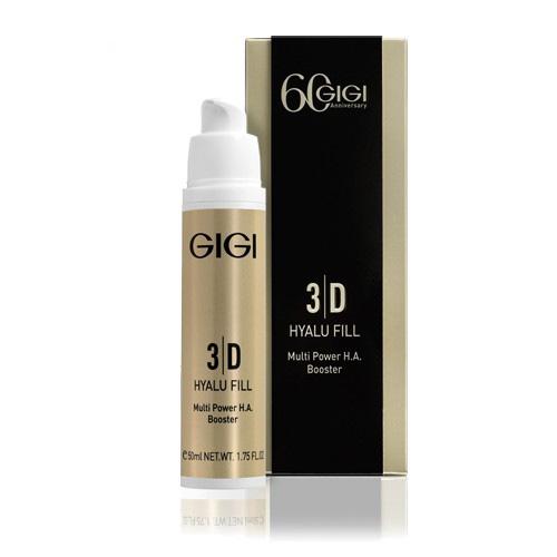 Купить GIGI Крем-филлер с гиалуроновой кислотой 3D Hyalu Fill Multi Power H.A. Booster, 50 мл (GIGI, 3D)