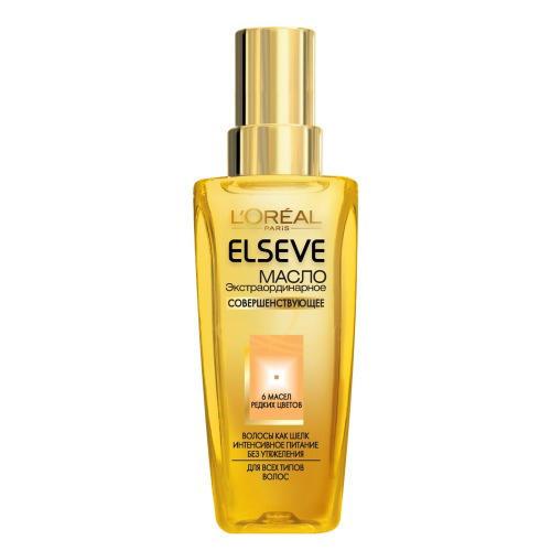 Купить L'Oreal Paris Масло экстраординарное для волос универсальное, 100 мл (L'Oreal Paris, Elseve)