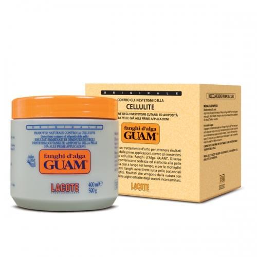 Купить Guam Маска антицеллюлитная с разогревающим эффектом, 500 г (Guam, Fanghi d'Alga)