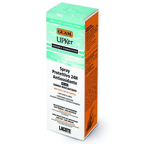 Купить Guam Спрей защитный для волос 24 часового действия 150 мл (Guam, Upker)