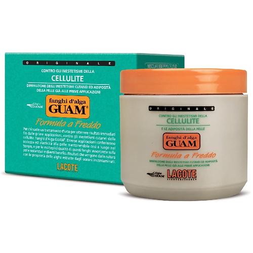 Купить Guam Маска антицеллюлитная с охлаждающим эффектом, 500 г (Guam, Fanghi d'Alga)