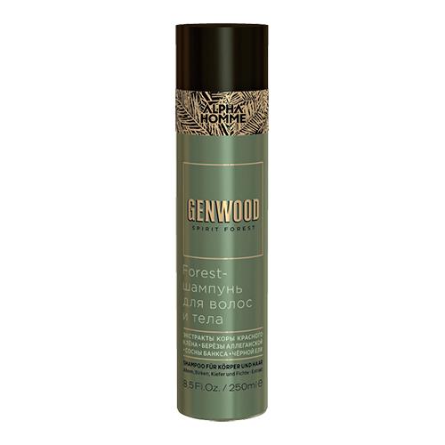 Купить Estel Professional Forest-шампунь для волос и тела, 250 мл (Estel Professional, Genwood)