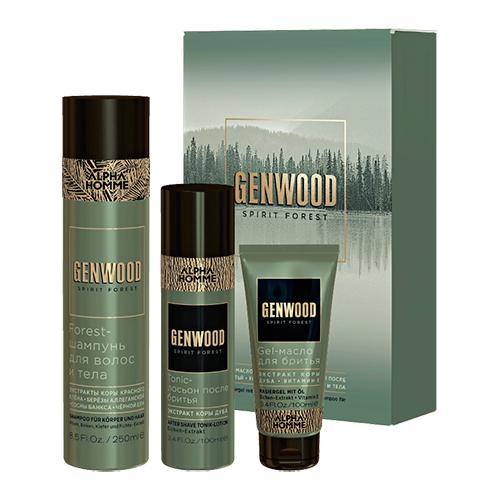 Estel Professional Набор Shave (Шампунь, 250 мл + Гель-масло для бритья, 100 мл + Лосьон после бритья, 100 мл) (Estel Professional, Genwood) недорого