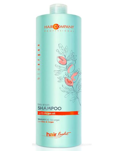 Купить Hair Company Professional Шампунь с био маслом арганы, 1000 мл (Hair Company Professional, Hair Light)