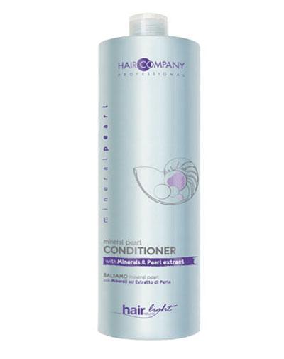 Купить Hair Company Professional Бальзам с минералами и экстрактом жемчуга, 1000 мл (Hair Company Professional, Hair Light)