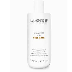 La Biosthetique Укрепляющий шампунь для тонких поврежденных волос 1000 мл (La Biosthetique, Fine Hair) la biosthetique укрепляющий шампунь для тонких волос methode fine shampoo vital fine hair 200 мл