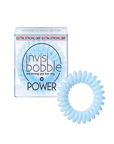 Купить Invisibobble Резинки для волос Power Something Blue 3 шт (Invisibobble, Power)