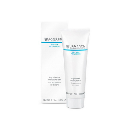 Janssen Суперувлажняющий гель-крем 50мл (Janssen, Dry Skin) недорого