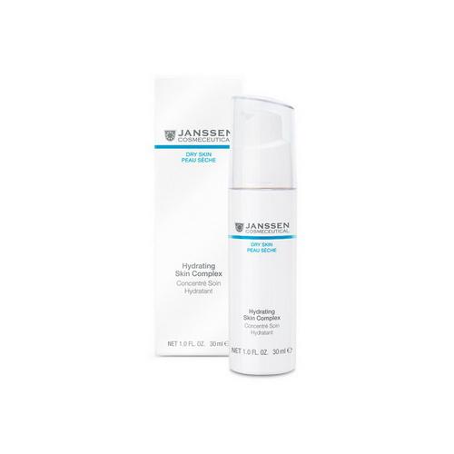 Купить Janssen Суперувлажняющий концентрат с гиалуроновой кислотой 30 мл (Janssen, Dry Skin)