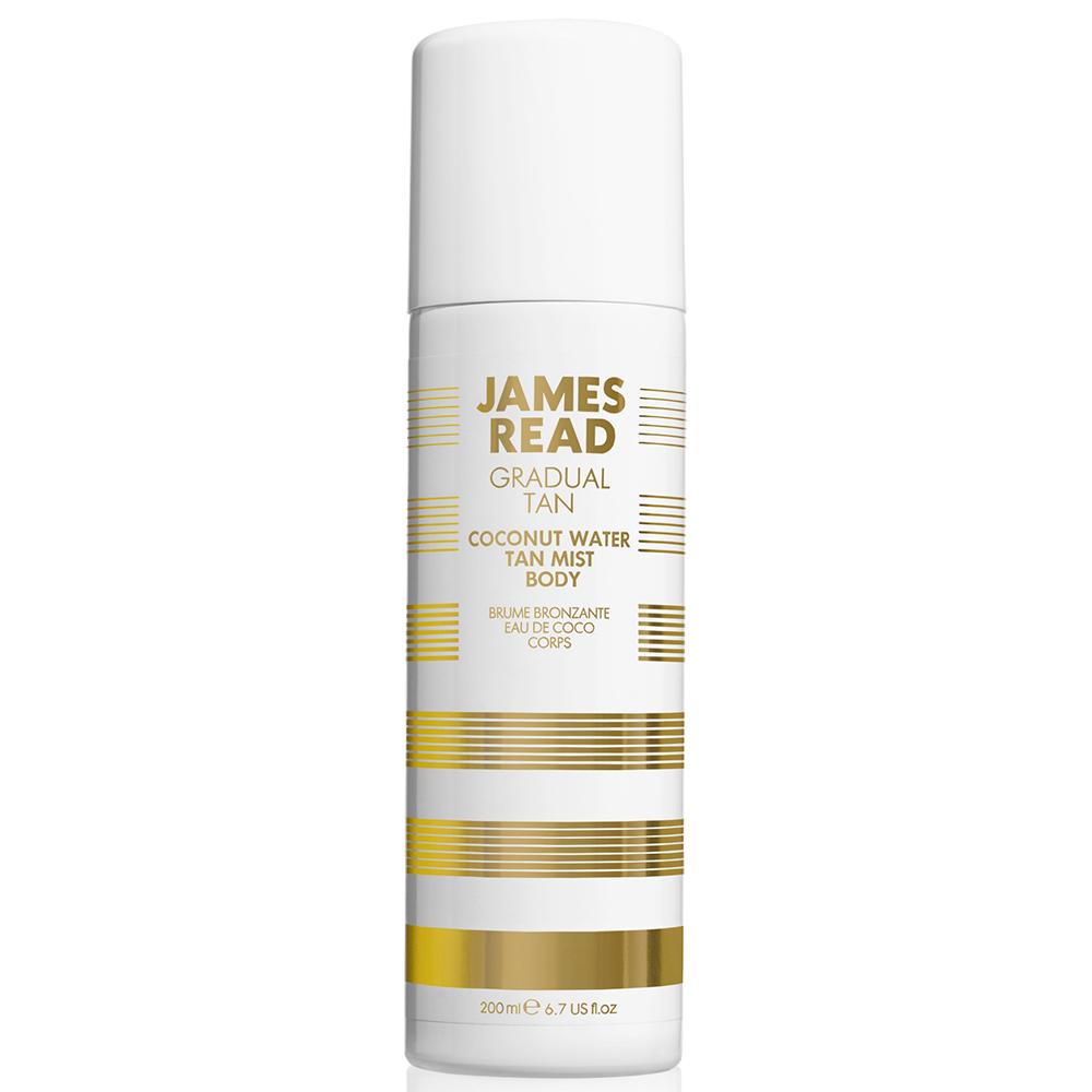 Купить James Read Кокосовая вода-спрей с эффектом загара Coconut Water Tan Mist, 200 мл (James Read, Gradual Tan)