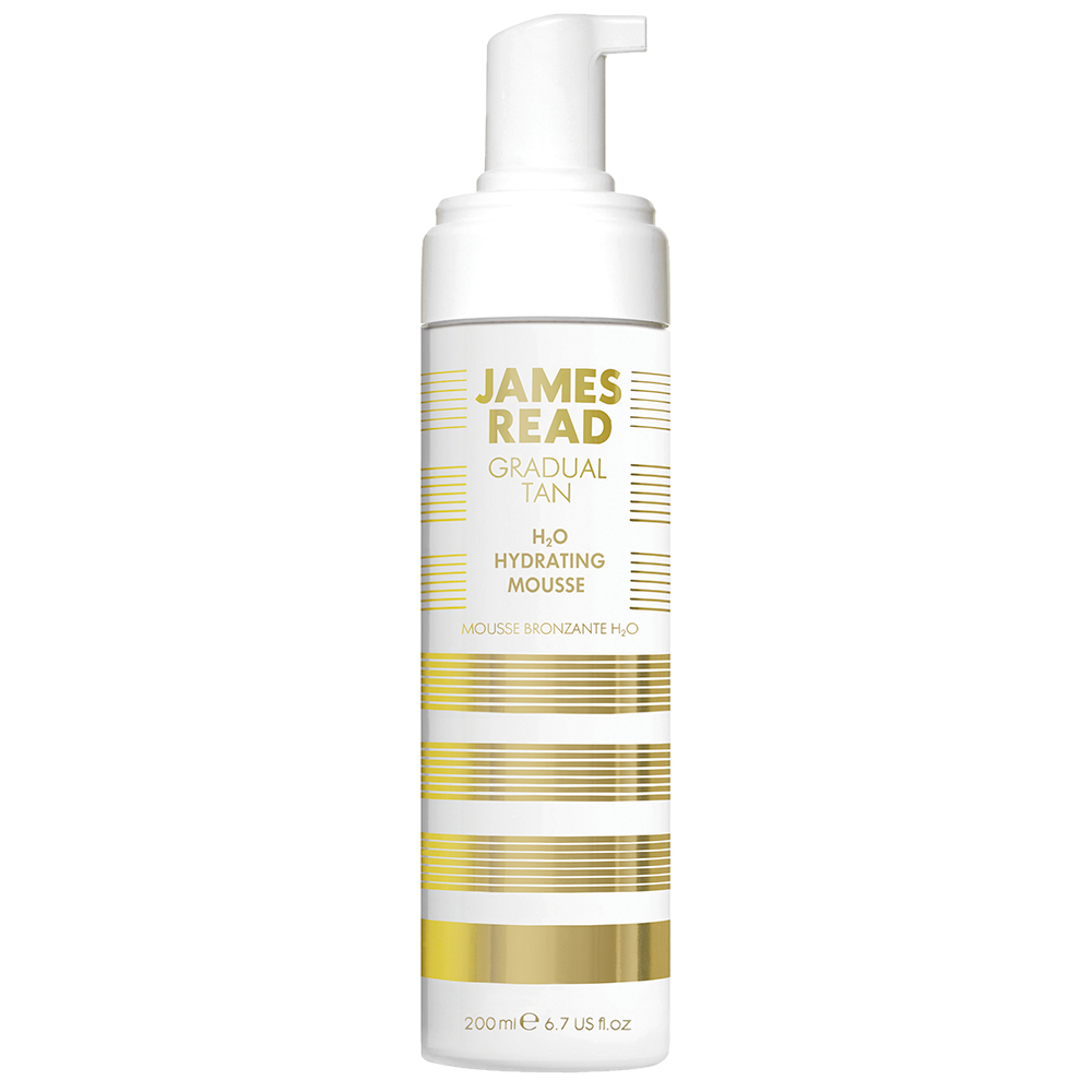 Купить JAMES READ Аква-мусс для загара H2O Hydrating Tan Mousse, 200 мл (JAMES READ, Gradual Tan)