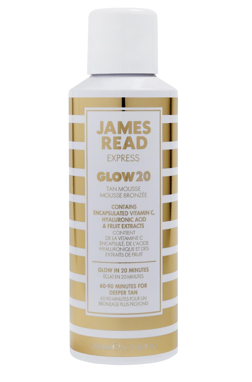 Купить James Read Мусс для быстрого загара Mousse Glow 20, 200 мл (James Read, Express)
