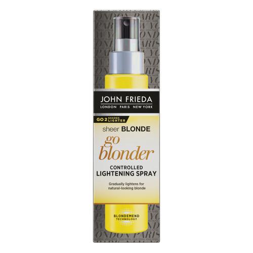 Купить John Frieda Осветляющий спрей для волос Go Blonder, 100 мл (John Frieda, Sheer Blonde)