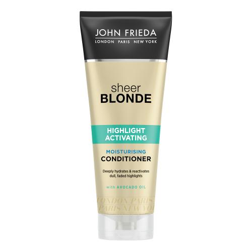Купить John Frieda Увлажняющий активирующий кондиционер для светлых волос Sheer Blonde, 250 мл (John Frieda, Sheer Blonde)
