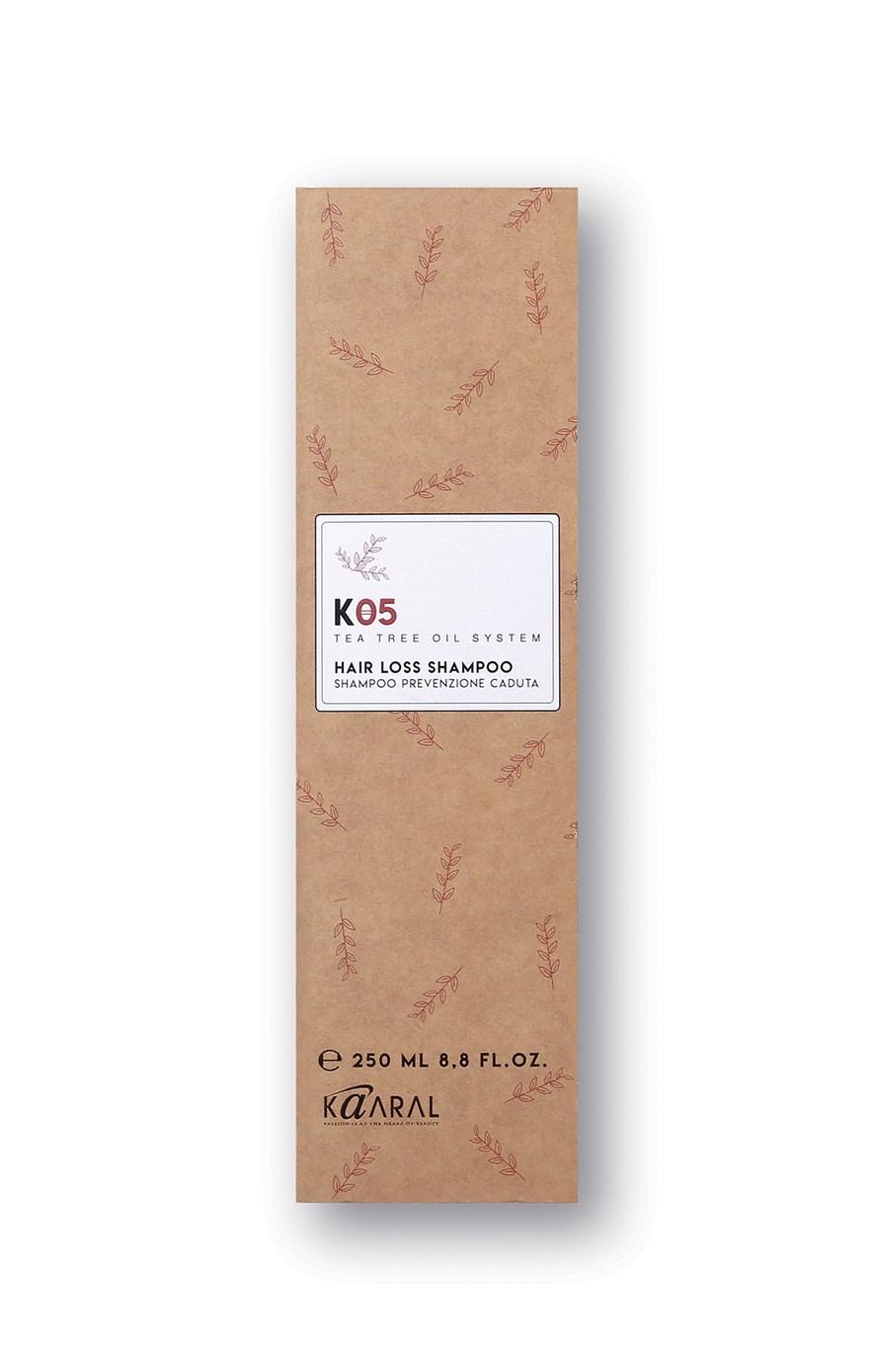 Купить Kaaral Шампунь для профилактики выпадения волос Anti Hair Loss Shampoo, 250 мл (Kaaral, K05)