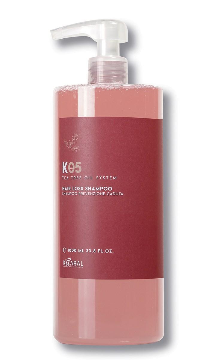 Купить Kaaral Шампунь для профилактики выпадения волос Anti Hair Loss Shampoo, 1000 мл (Kaaral, K05)