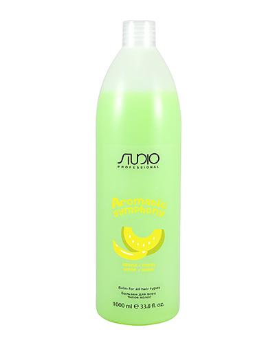 Купить Kapous Professional Бальзам для всех типов волос «Банан и дыня» 1000 мл (Kapous Professional, Kapous Studio)