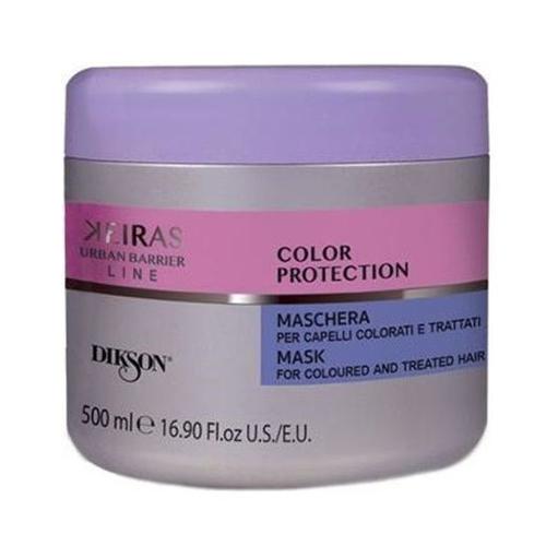 Купить Dikson Маска для окрашенных и химически обработанных волос Mask for coloured and treated hair, 500 мл (Dikson, Keiras)