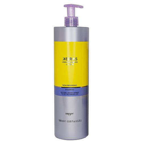 Купить Dikson Шампунь для сухих и поврежденных волос Shampoo for dry and damaged hair, 1000 мл (Dikson, Keiras)
