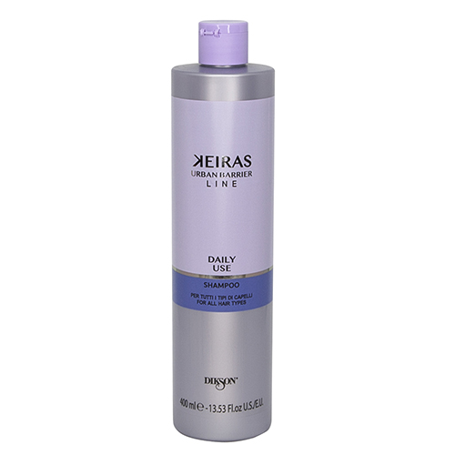 Dikson Ежедневный шампунь для всех типов волос Daily use shampoo for all hair types, 400 мл (Dikson, Keiras)  - Купить