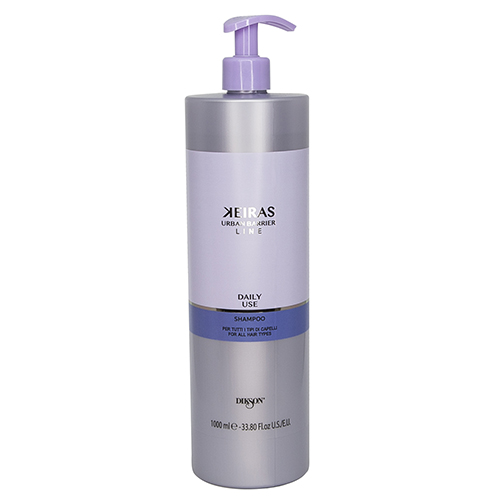 Купить Dikson Ежедневный шампунь для всех типов волос Daily use shampoo for all hair types, 1000 мл (Dikson, Keiras)