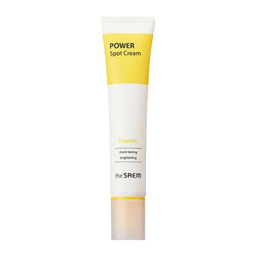 Купить The Saem Точечный крем с витаминным комплексом Power Spot Vitamin Cream, 40 мл (The Saem, )