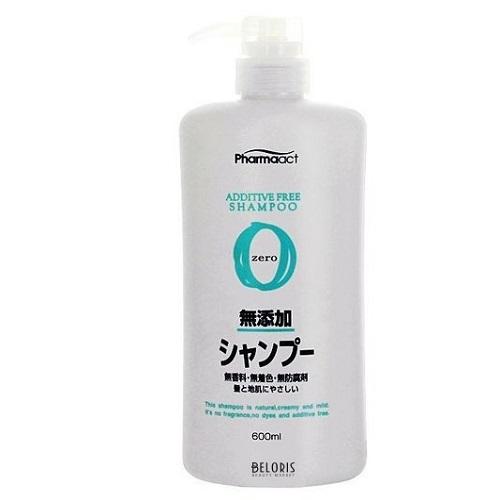Купить Kumano Cosmetics Шампунь на растительной основе для чувствительной кожи головы, 600 мл (Kumano Cosmetics, Шампуни для волос)