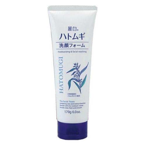 Купить KUMANO COSMETICS Очищающая пенка Hatomugi Urarashiro Facial Foam, 170 г (KUMANO COSMETICS, Косметика для умывания)