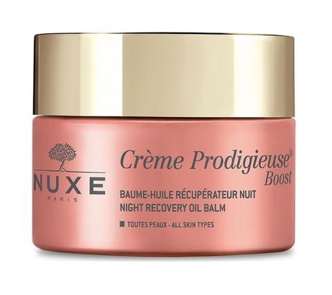 Купить Nuxe Ночной восстанавливающий бальзам для лица Night Recovery Oil Balm, 50 мл (Nuxe, Creme Prodigieuse Boost)