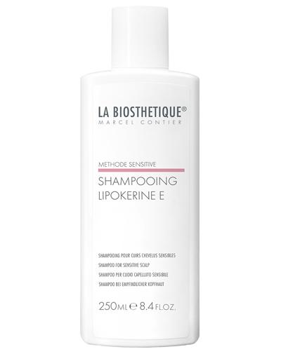 заказать La Biosthetique Sensitive Lipokerine E Шампунь для чувствительной кожи головы и поврежденных волос 250 мл (Уход за волосами и кожей головы, Methode Sensitive)