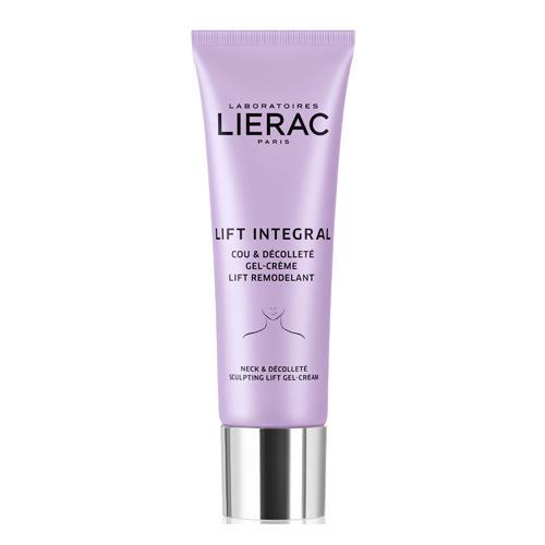 Lierac Лифт Интеграль Ремоделирующий гель-крем для шеи и зоны декольте 50 мл (Lierac, Lift Integral) недорого