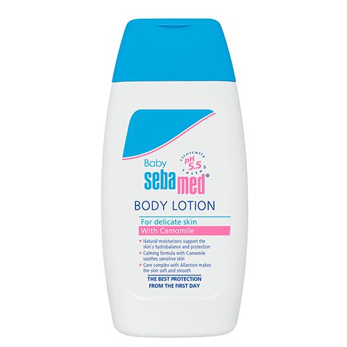 Купить Sebamed Лосьон Baby body lotion, 200 мл (Sebamed, Baby)