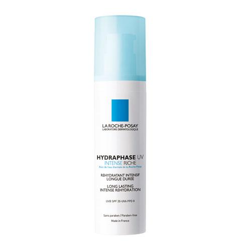 Купить La Roche-Posay Гидрафаз UV Интенс Риш увлажняющий флюид для лица, 50 мл (La Roche-Posay, Hydraphase)