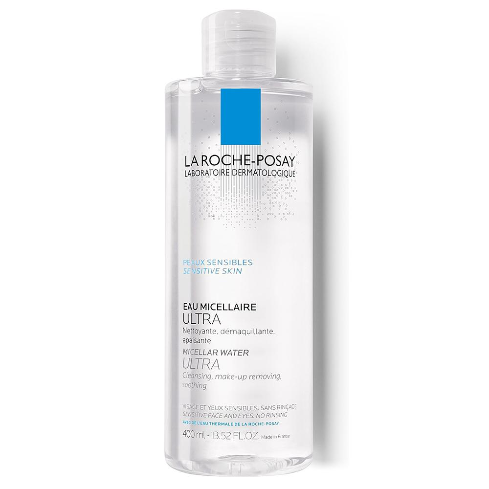 Купить La Roche-Posay Мицеллярная вода для чувствительной кожи Ultra Sensitive, 400 мл (La Roche-Posay, Physiological Cleansers)