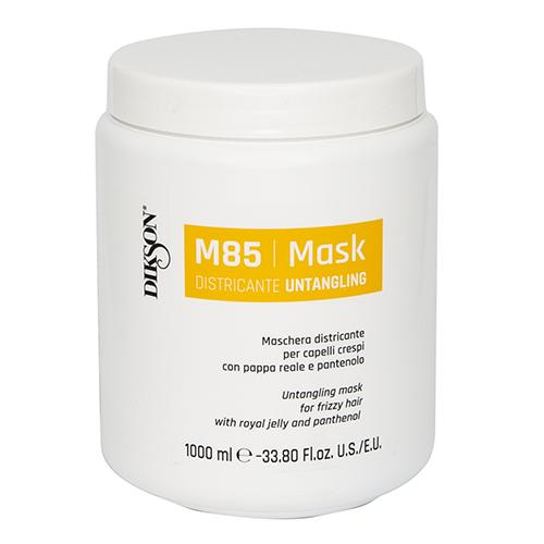 Купить Dikson Маска для облегчения расчёсывания пушистых волос с маточным молочком и пантенолом Maschera Districante M85, 1000 мл (Dikson, SM)