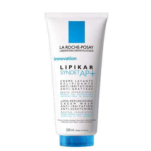 Купить La Roche-Posay Липикар Очищающий гель-крем Синдэт АП+ 200 мл (La Roche-Posay, Lipikar)