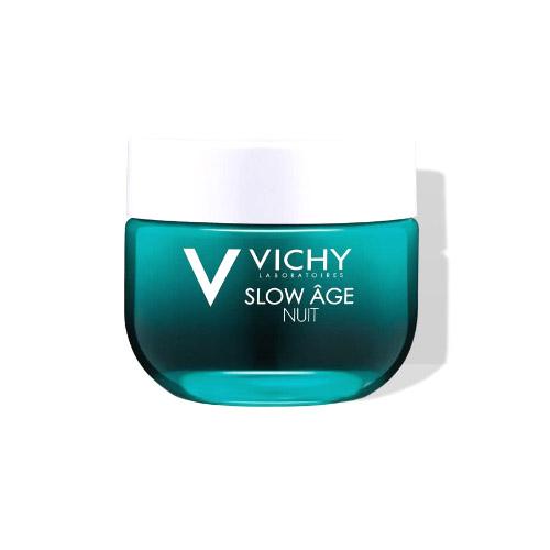 Купить Vichy Слоу Аж Ночной крем-маска, 50 мл (Vichy, Slow Age)